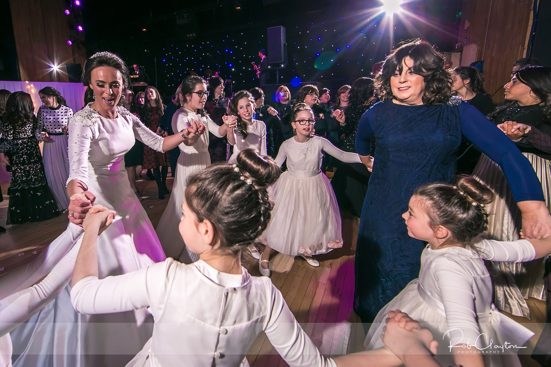 Jewish Manchester Wedding Photographer - Refoel & Faigy Blog 39