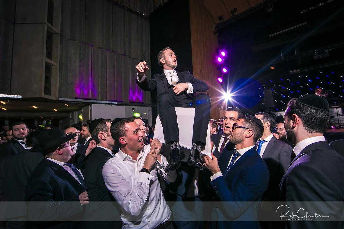 Jewish Manchester Wedding Photographer - Refoel & Faigy Blog 40