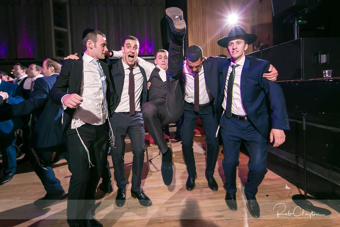 Jewish Manchester Wedding Photographer - Refoel & Faigy Blog 70