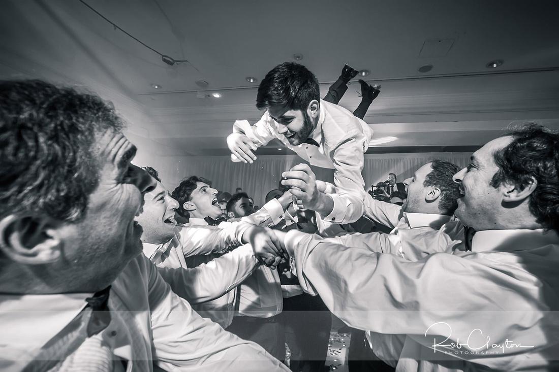 Manchester Jewish Wedding Photography - Katie & Josh Blog 54