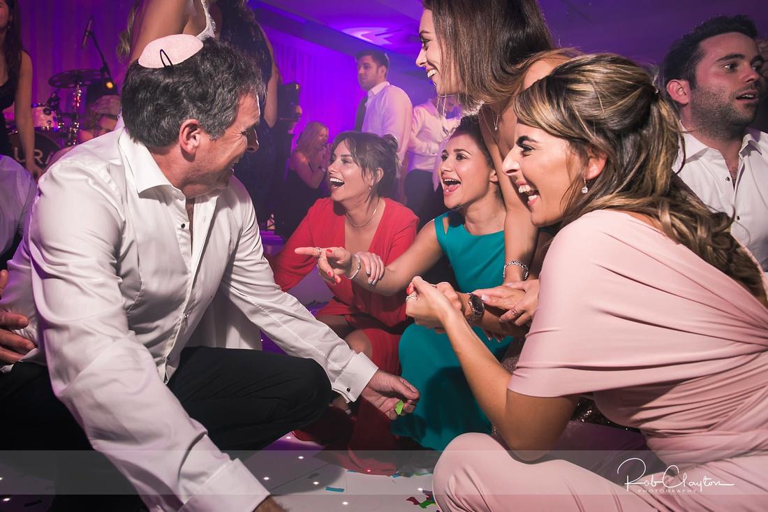Manchester Jewish Wedding Photography - Katie & Josh Blog 95