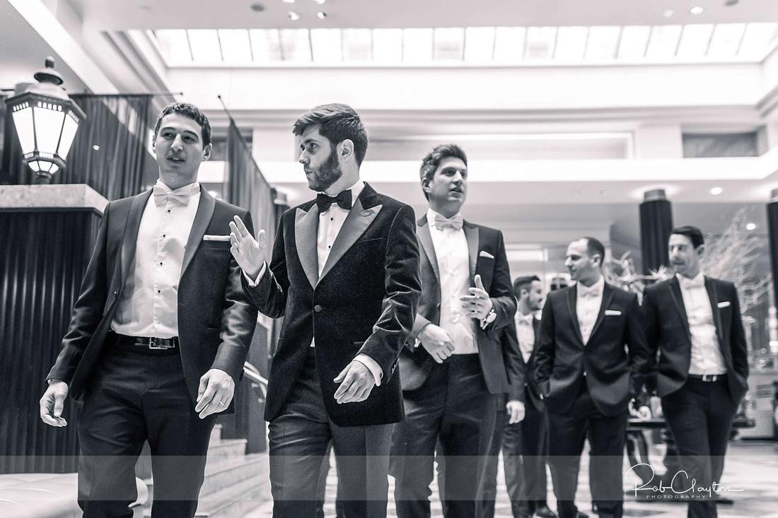 Manchester Jewish Wedding Photography - Katie & Josh Blog 12