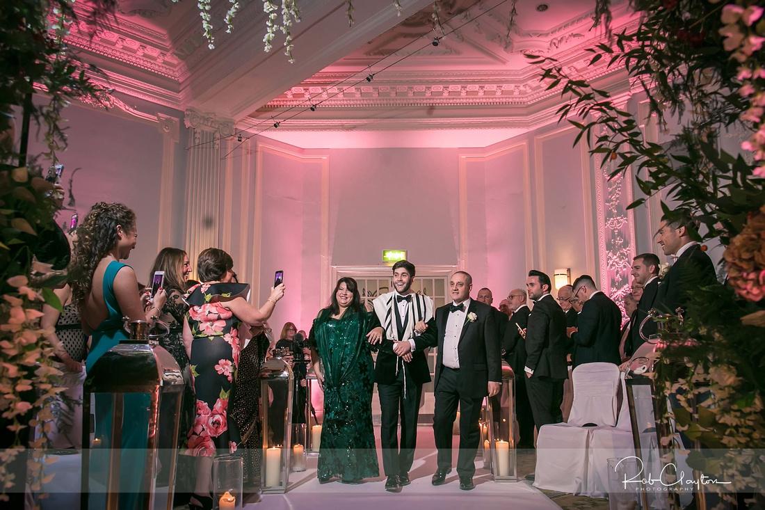 Manchester Jewish Wedding Photography - Katie & Josh Blog 24