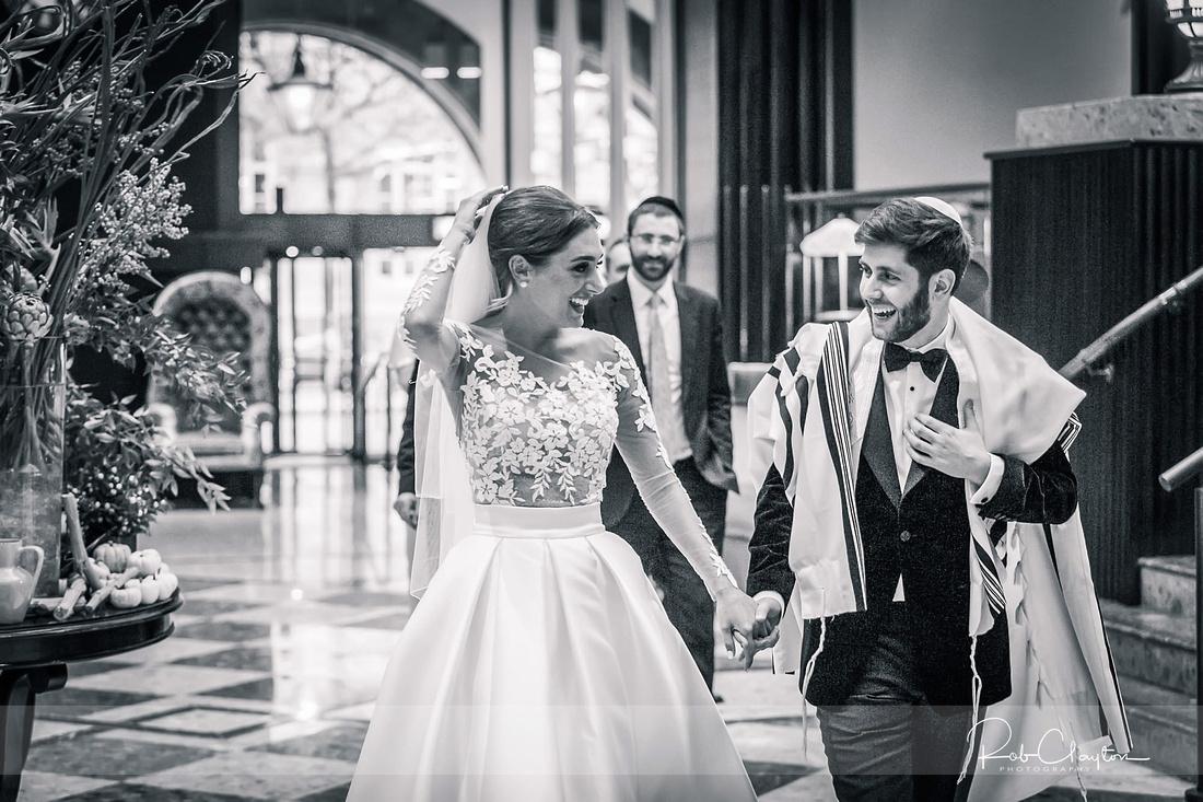 Manchester Jewish Wedding Photography - Katie & Josh Blog 36