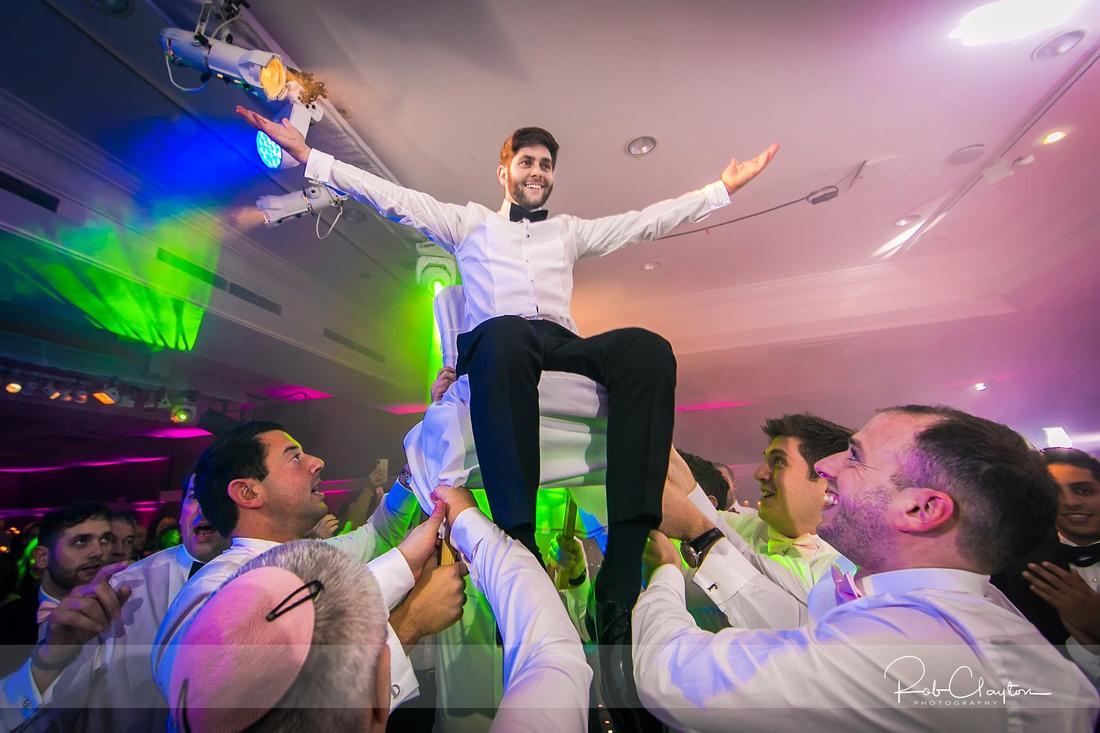 Manchester Jewish Wedding Photography - Katie & Josh Blog 43