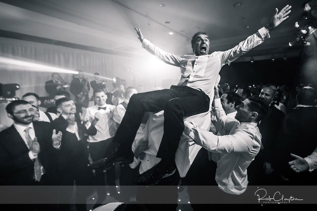 Manchester Jewish Wedding Photography - Katie & Josh Blog 44