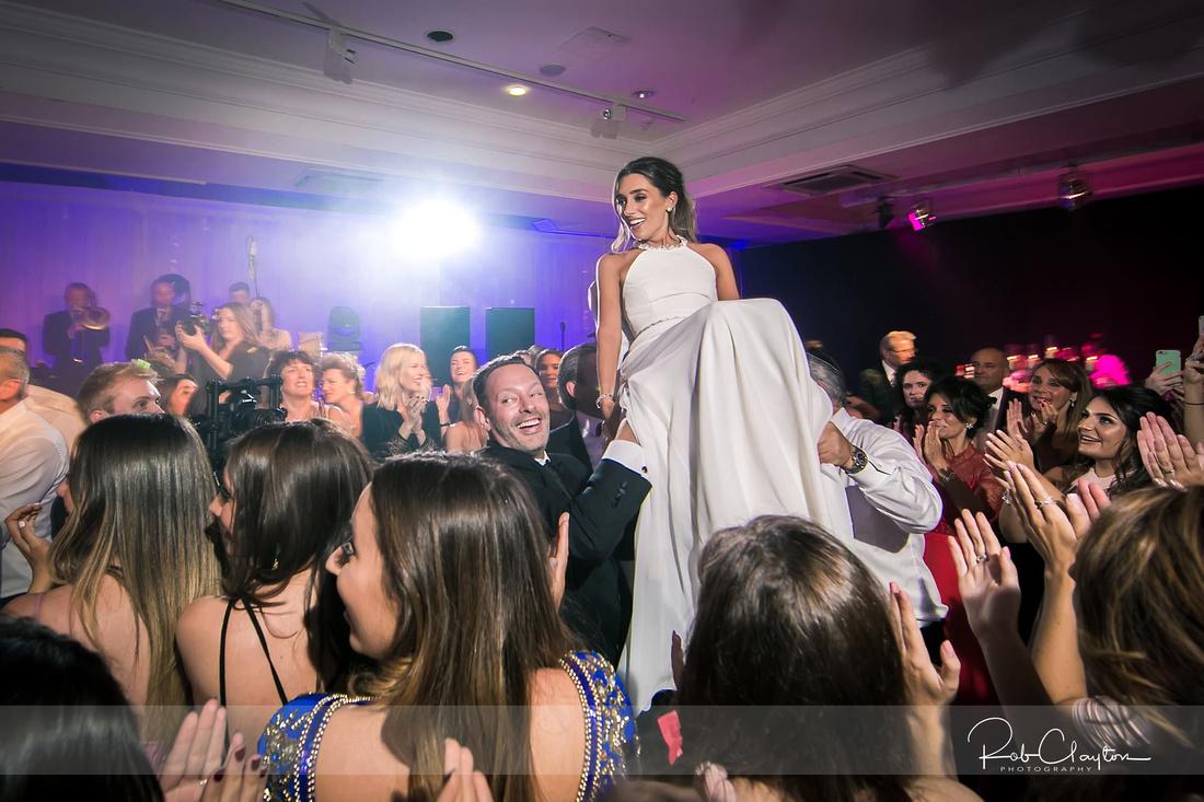 Manchester Jewish Wedding Photography - Katie & Josh Blog 46