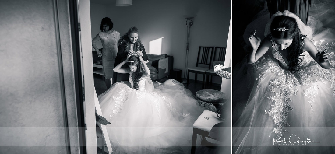 Manchester Wedding Photography - Joel & Mariana Blog 08