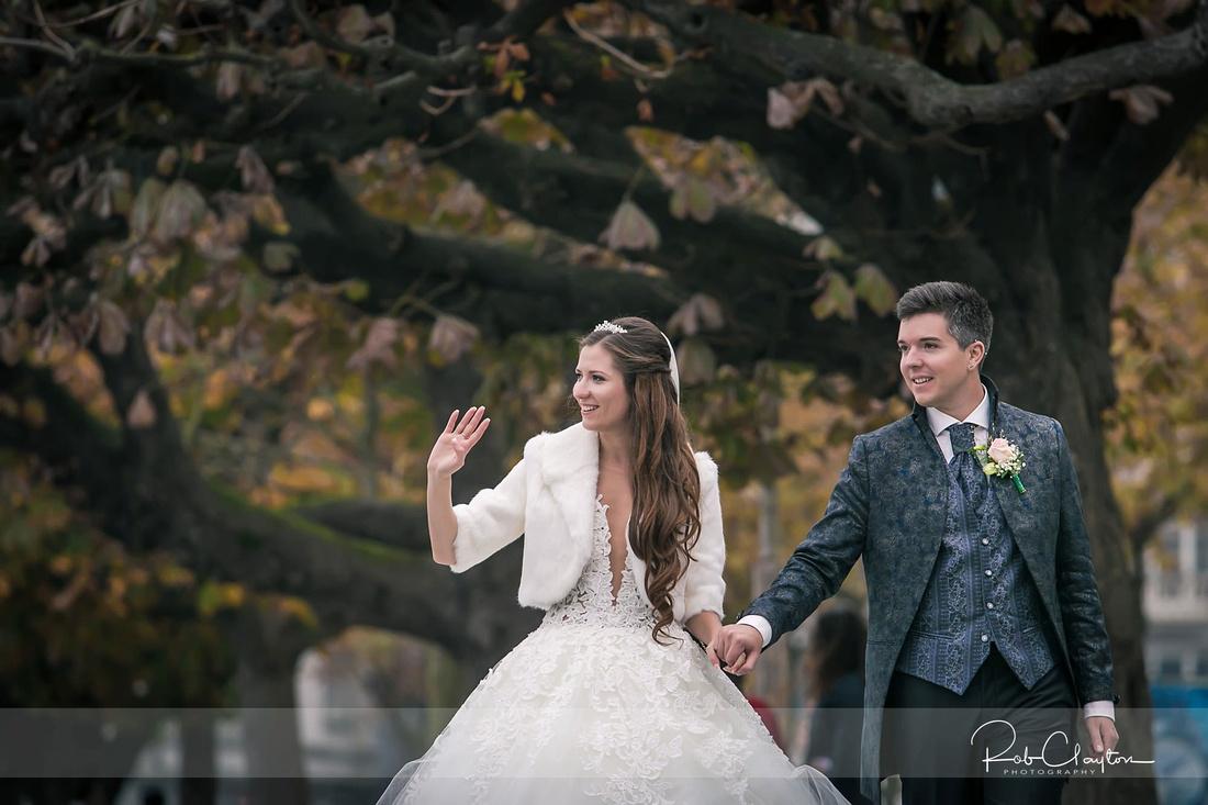 Manchester Wedding Photography - Joel & Mariana Blog 43