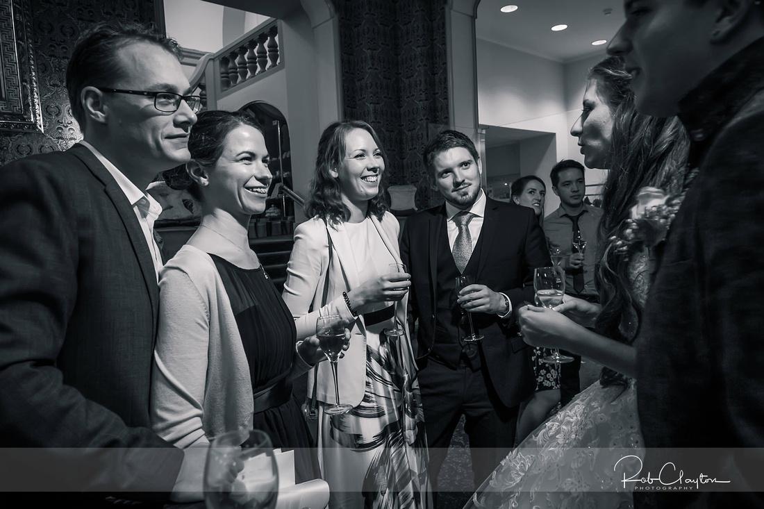 Manchester Wedding Photography - Joel & Mariana Blog 61