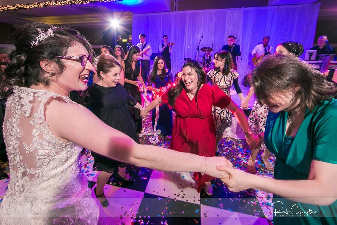 Manchester Wedding Photographer - Claire & Stuart Blog 61