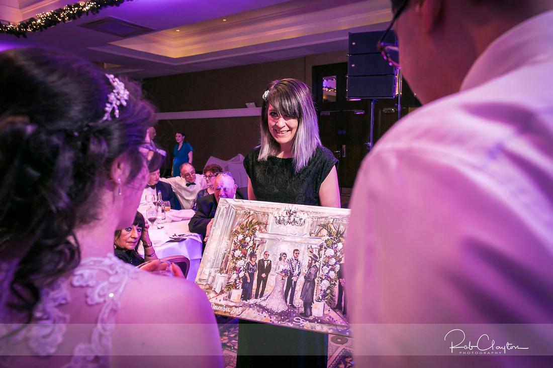 Manchester Wedding Photographer - Claire & Stuart Blog 72