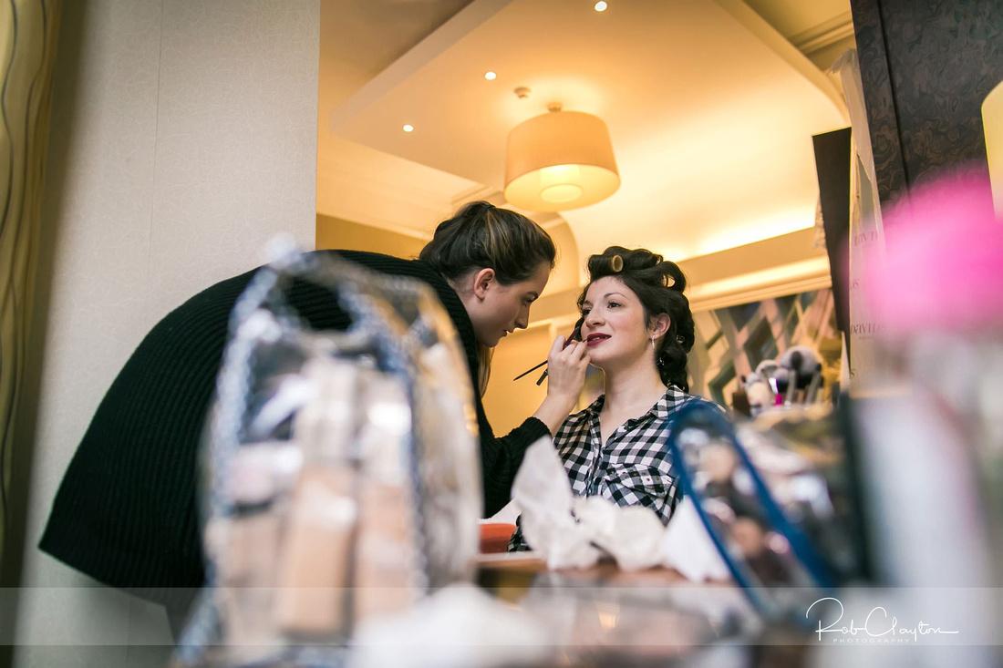 Manchester Wedding Photographer - Claire & Stuart Blog 06