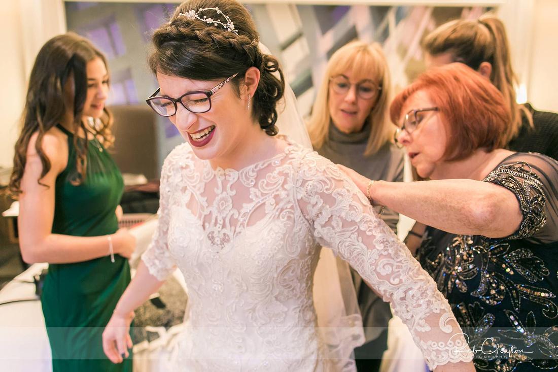 Manchester Wedding Photographer - Claire & Stuart Blog 13