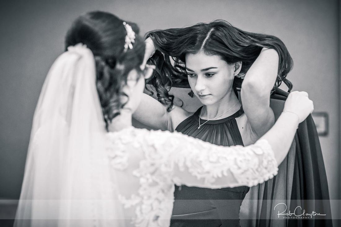 Manchester Wedding Photographer - Claire & Stuart Blog 14