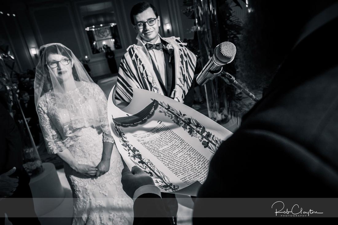 Manchester Wedding Photographer - Claire & Stuart Blog 30
