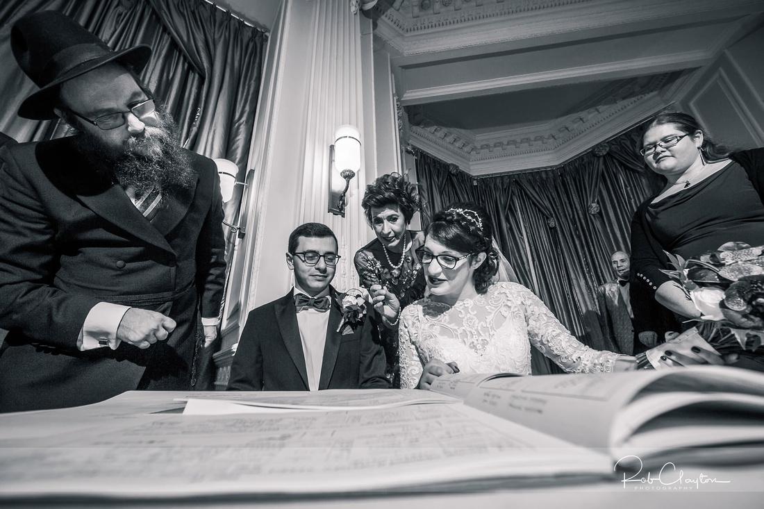Manchester Wedding Photographer - Claire & Stuart Blog 32