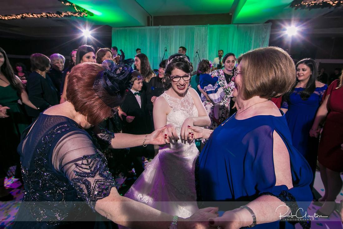 Manchester Wedding Photographer - Claire & Stuart Blog 43