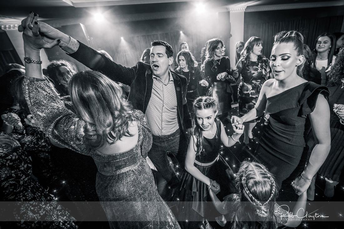 Manchester barmitzvah photography - Vermillion - Lili's 20