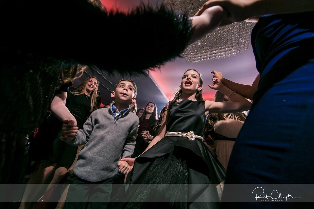 Manchester barmitzvah photography - Vermillion - Lili's 16
