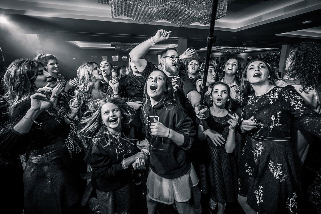 Manchester barmitzvah photography - Vermillion - Lili's 65