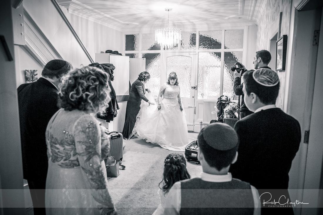 Vermilion Manchester Wedding Photography - Oliver & Ilana Blog 17