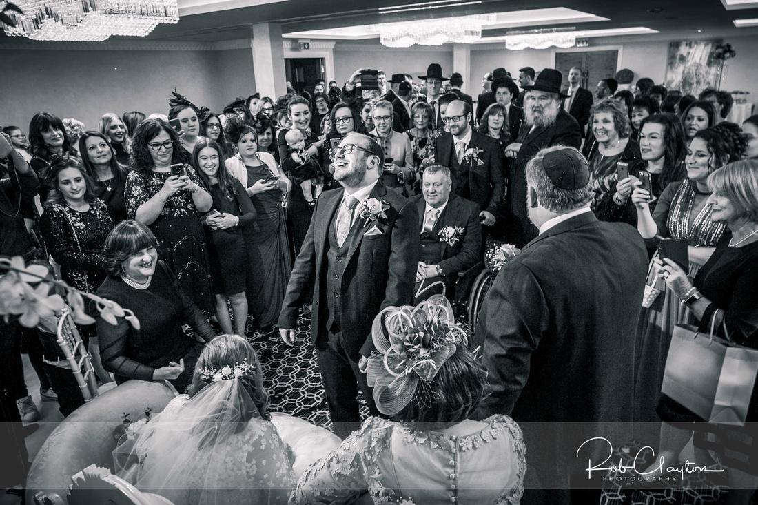 Vermilion Manchester Wedding Photography - Oliver & Ilana Blog 22