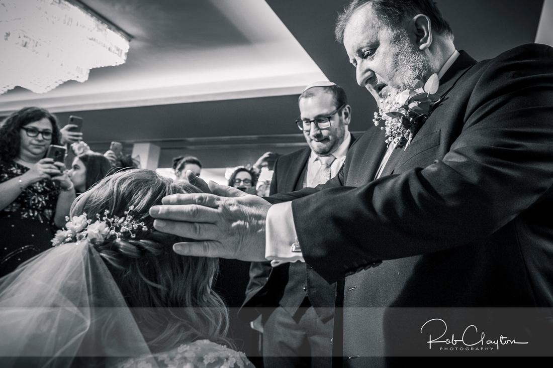 Vermilion Manchester Wedding Photography - Oliver & Ilana Blog 23