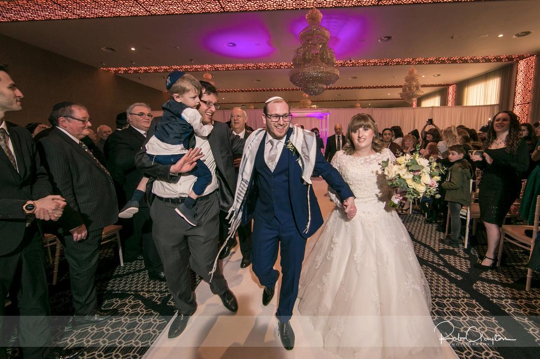 Vermilion Manchester Wedding Photography - Oliver & Ilana Blog 33