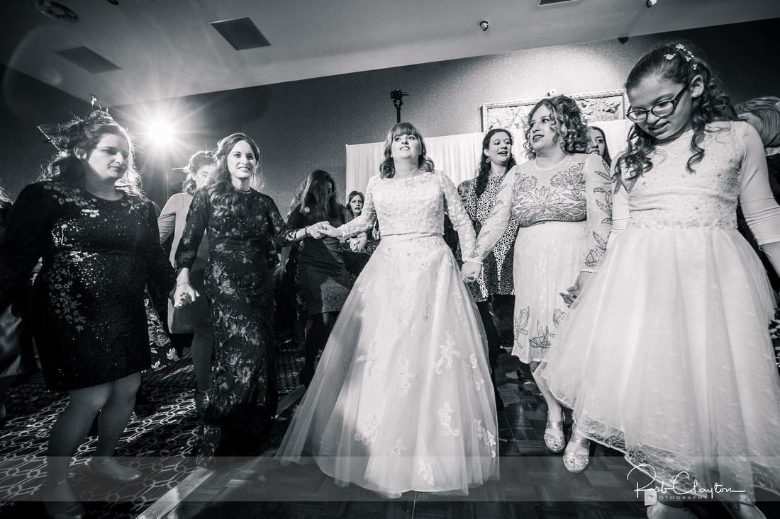 Vermilion Manchester Wedding Photography - Oliver & Ilana Blog 41
