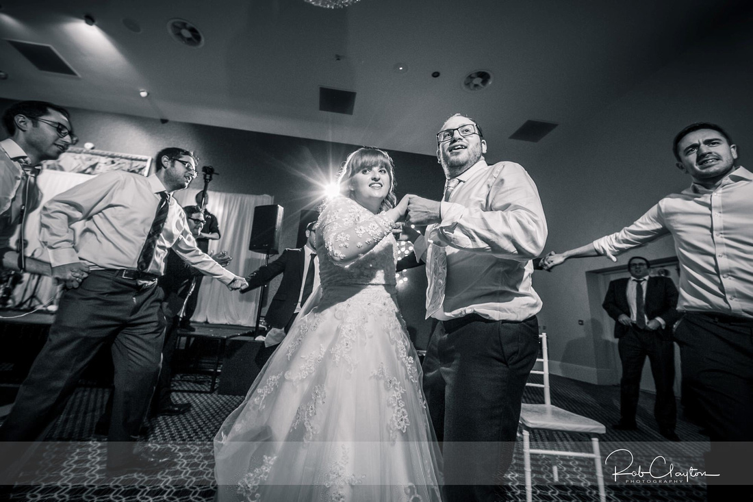 Vermilion Manchester Wedding Photography - Oliver & Ilana Blog 52