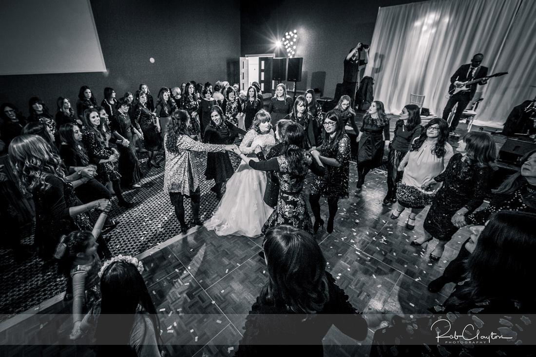 Vermilion Manchester Wedding Photography - Oliver & Ilana Blog 56
