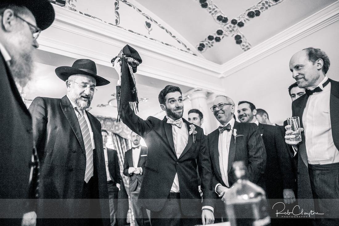 Jewish Wedding Photography - Zoe & Calvin Blog 17