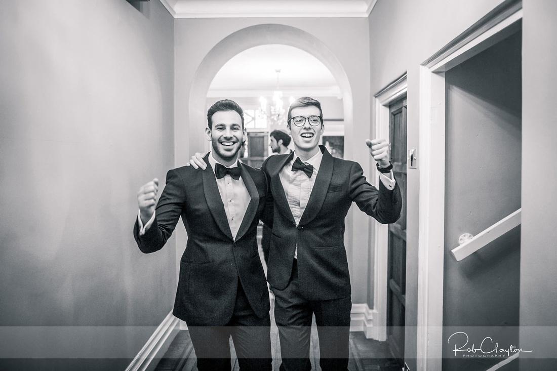 Jewish Wedding Photography - Zoe & Calvin Blog 18