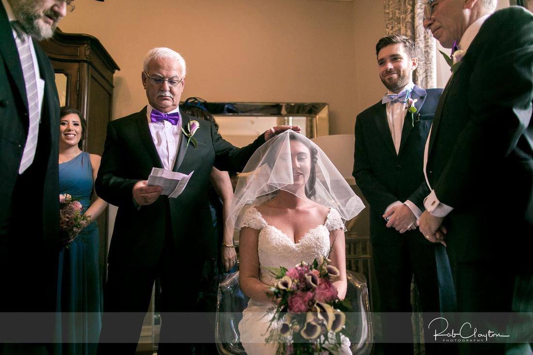 Jewish Wedding Photography - Zoe & Calvin Blog 19