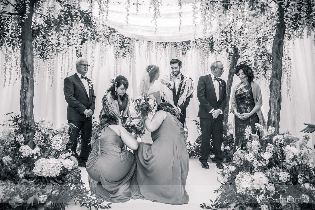 Jewish Wedding Photography - Zoe & Calvin Blog 21