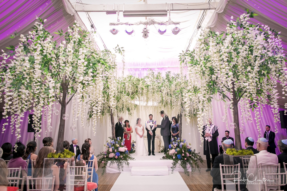 Jewish Wedding Photography - Zoe & Calvin Blog 25
