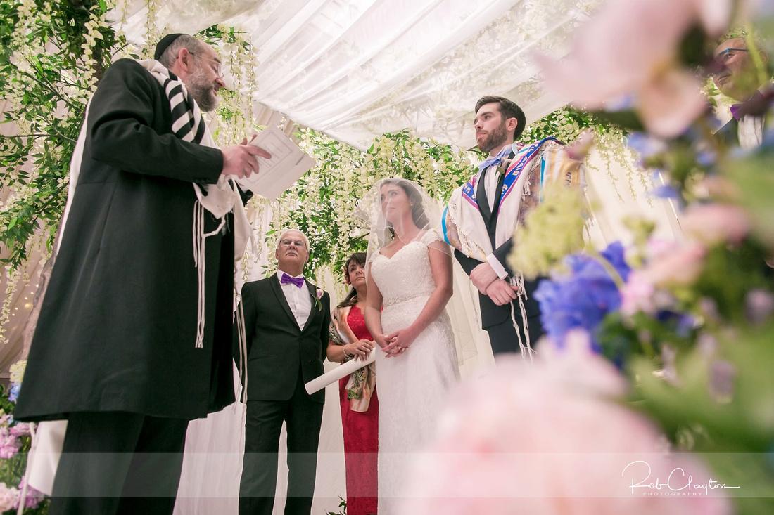 Jewish Wedding Photography - Zoe & Calvin Blog 27