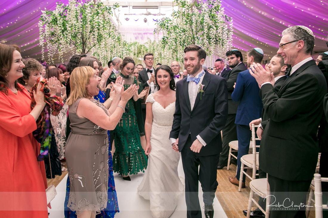 Jewish Wedding Photography - Zoe & Calvin Blog 30