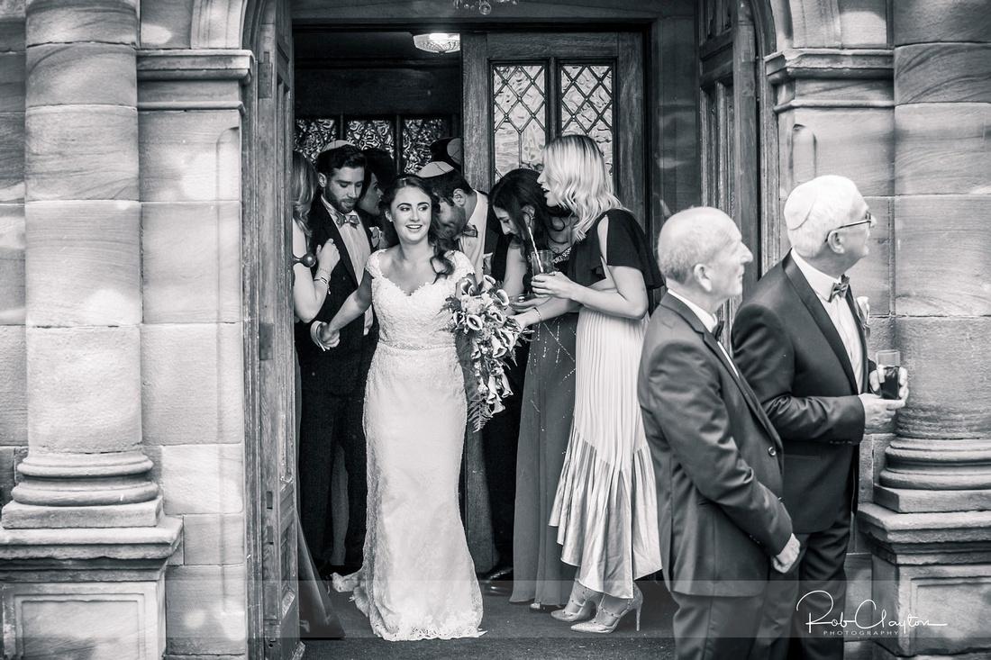 Jewish Wedding Photography - Zoe & Calvin Blog 33