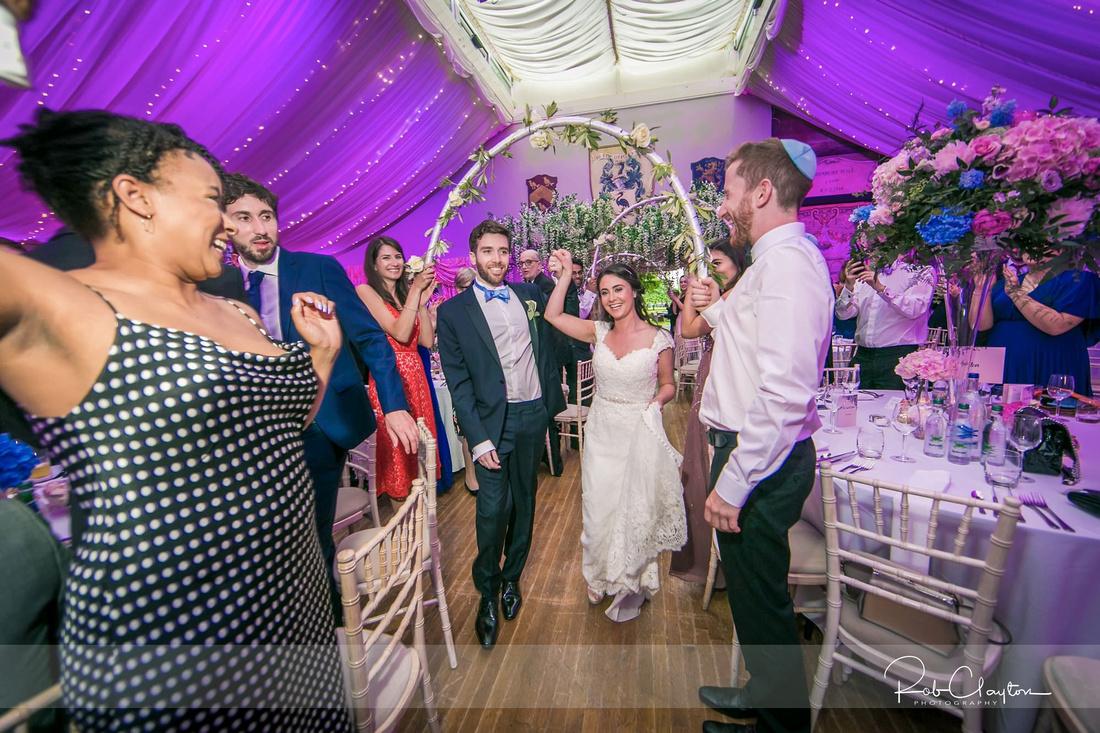 Jewish Wedding Photography - Zoe & Calvin Blog 38