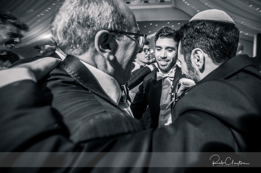 Jewish Wedding Photography - Zoe & Calvin Blog 42