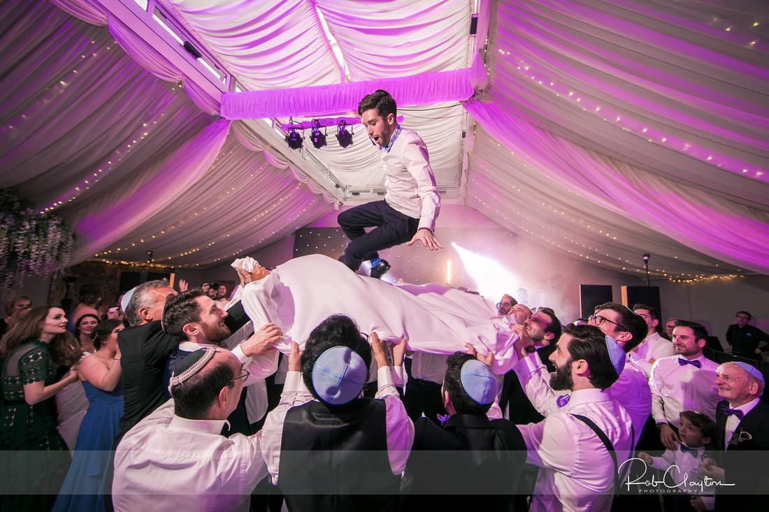Jewish Wedding Photography - Zoe & Calvin Blog 51