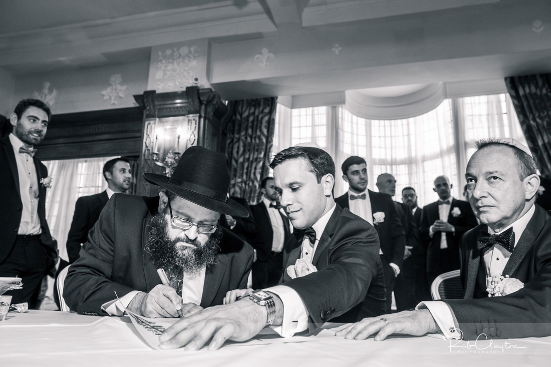 Midland Hotel Manchester Jewish Wedding Photography 13