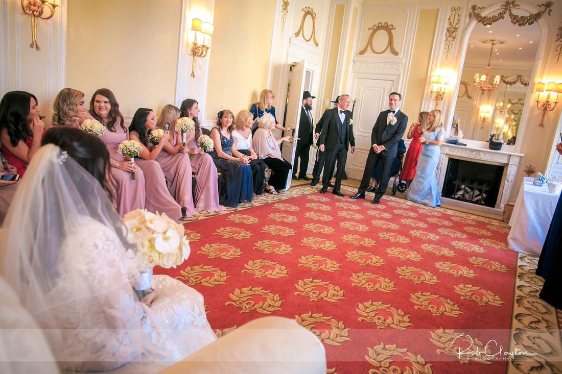 Midland Hotel Manchester Jewish Wedding Photography 15