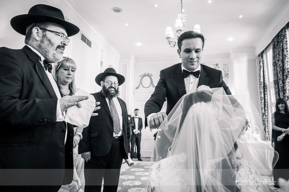 Midland Hotel Manchester Jewish Wedding Photography 16