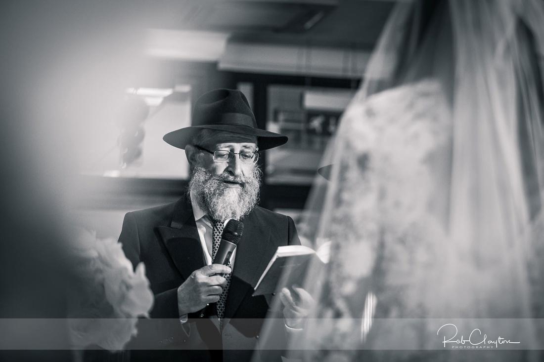 Midland Hotel Manchester Jewish Wedding Photography 22