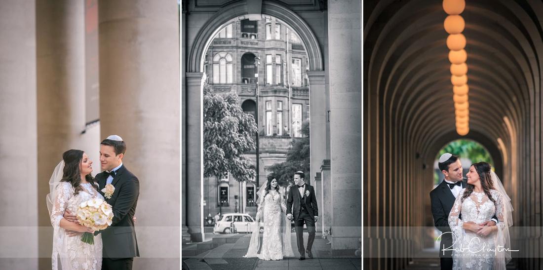 Midland Hotel Manchester Jewish Wedding Photography 31