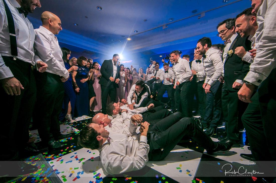 Midland Hotel Manchester Jewish Wedding Photography 41