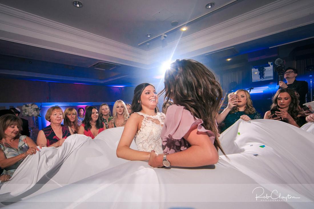 Midland Hotel Manchester Jewish Wedding Photography 46